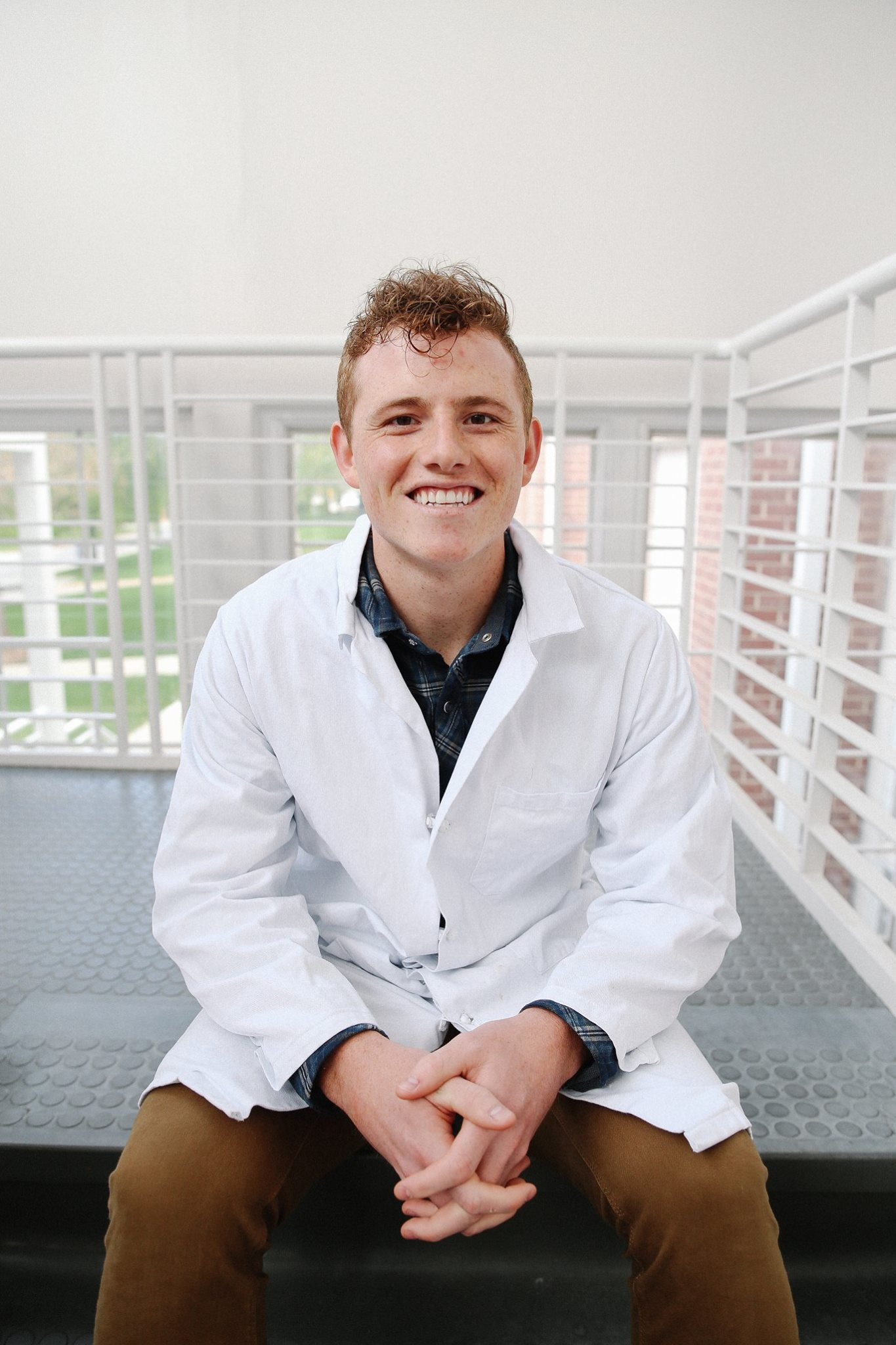 Sean O'Very receives UROP Research Fellowship