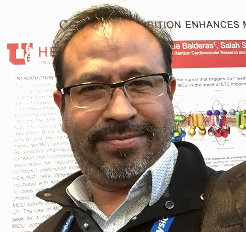 Enrique Balderas recently won 1st Place at the National Postdoc Appreciation Week UPDA Poster Competition