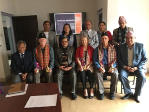 Physician Assistant Division continues its long term collaboration with Nepal