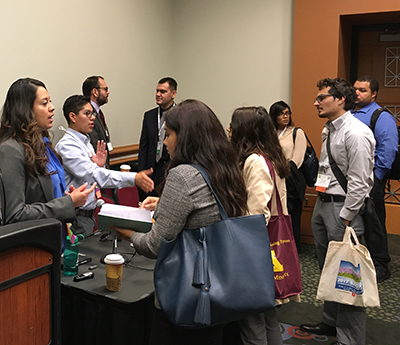 U of U-Sponsored SACNAS Explores Health Disparities in the Hispanic Community