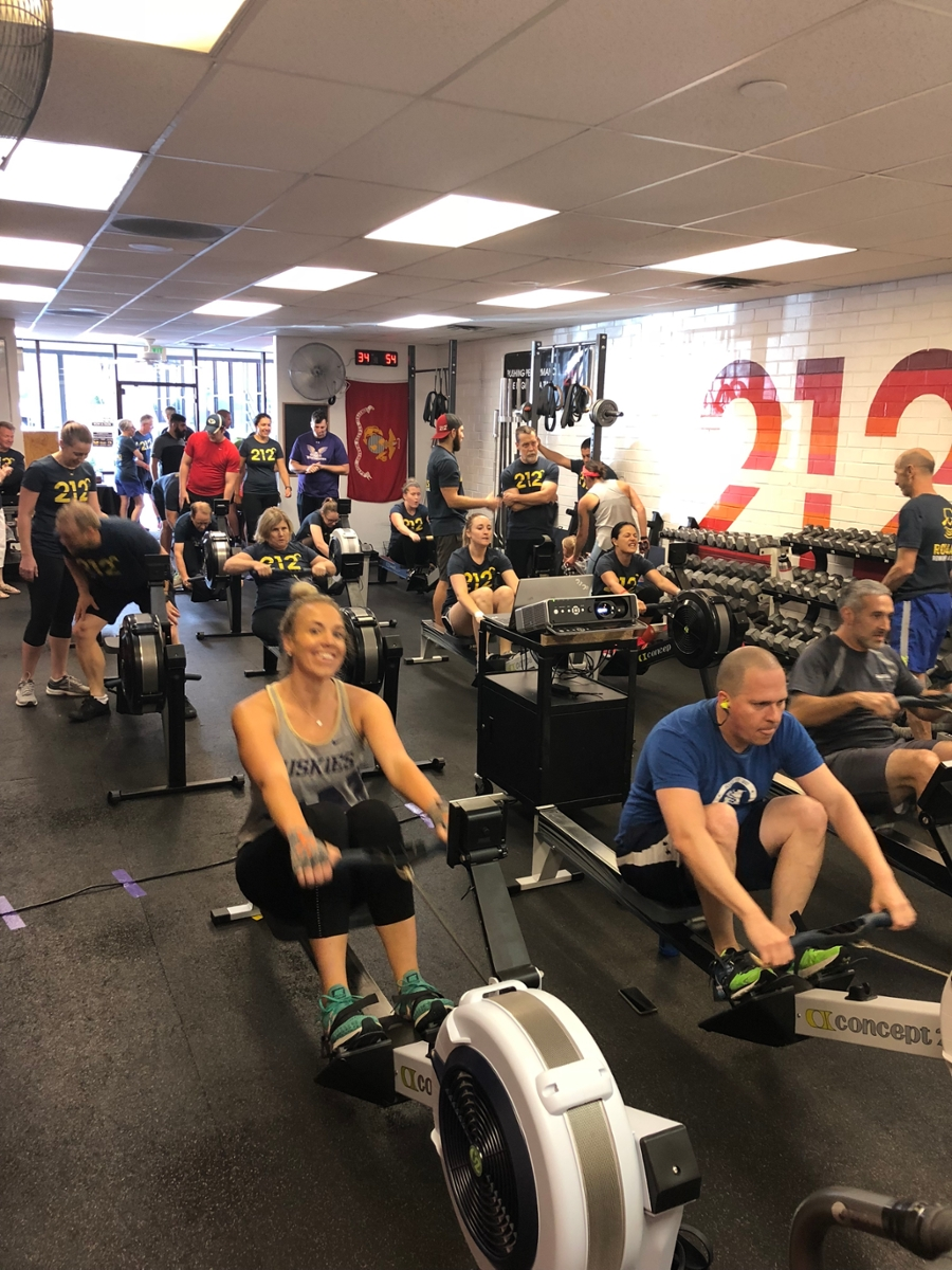 Taking a Turn at the Oars: How Two U of U Health Employees Gained a New Appreciation for the ROW4ALS Team
