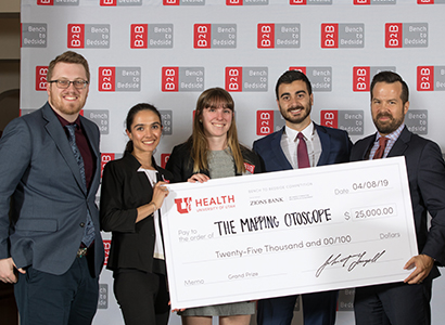 Bench to Bedside: Student innovations lead to new beginnings in health care