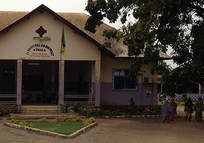 Hospital in Cameroon