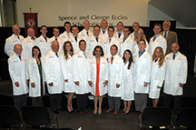 White Coat Ceremonies 2014