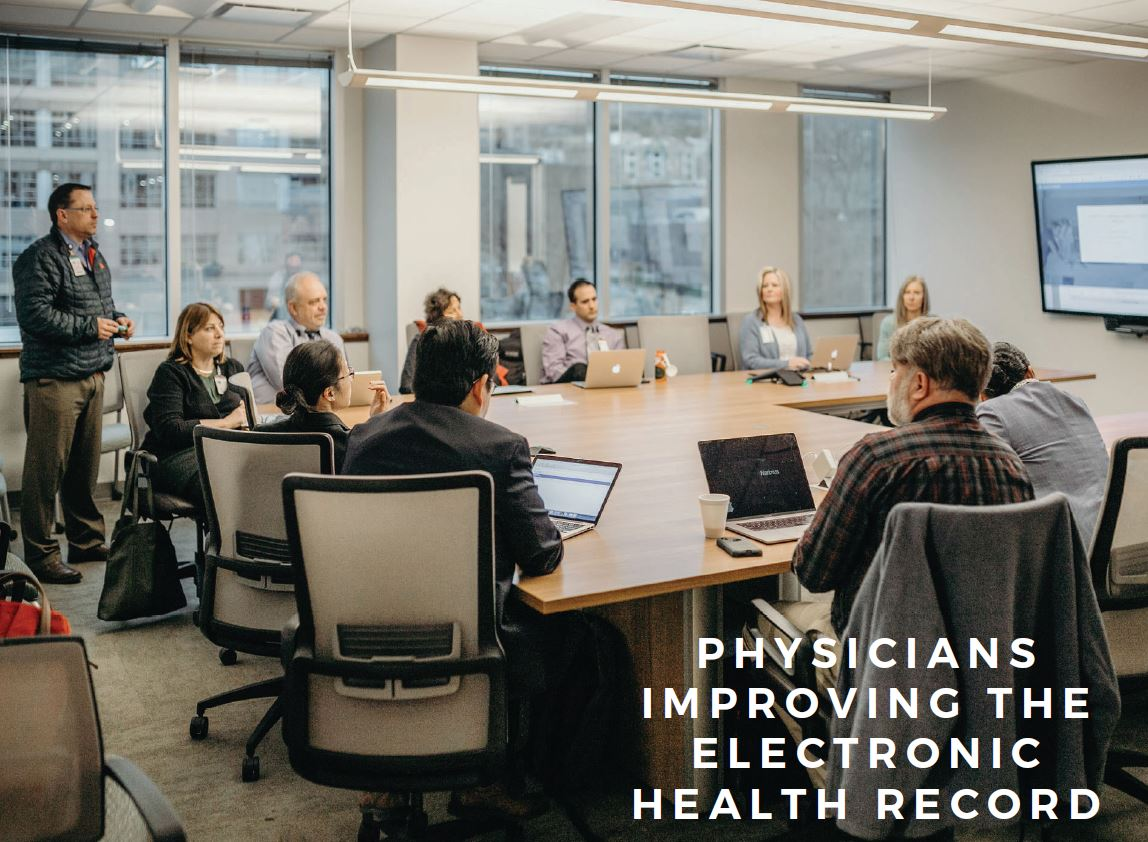 Physicians Improving the Electronic Health Record